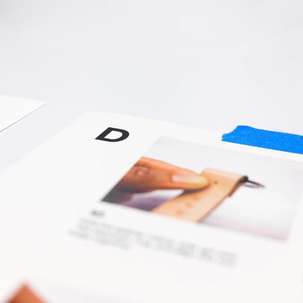 Create brochures